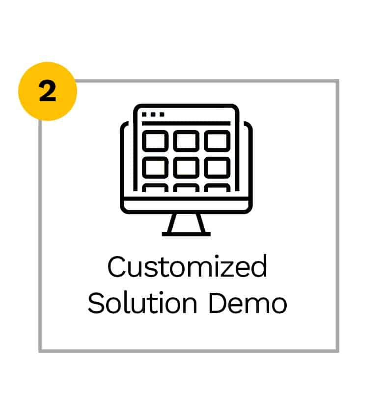 Customized Solution Demo
