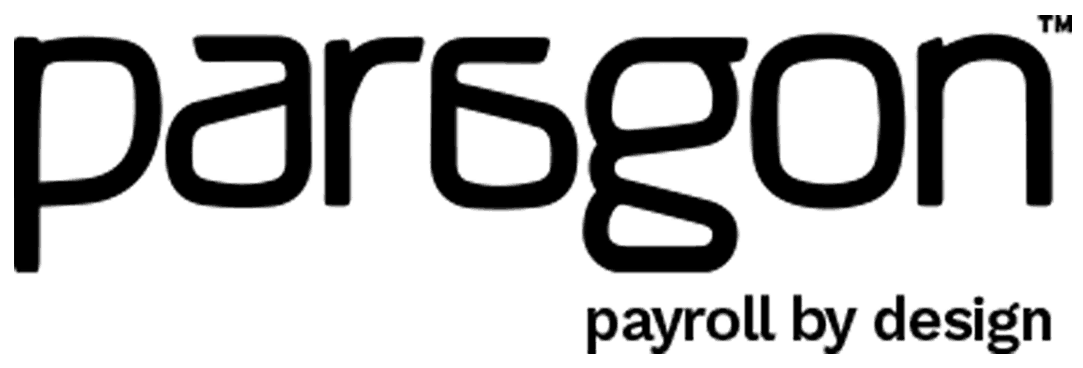 paragon logo - payroll by design.
