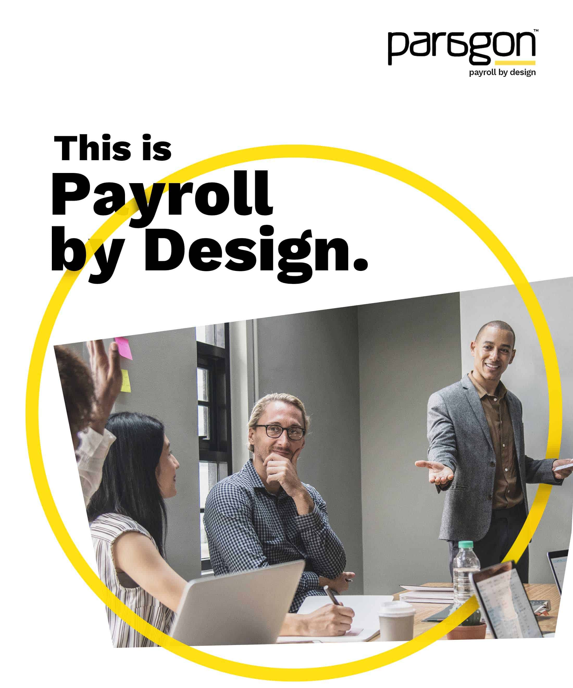 This is payroll by design.