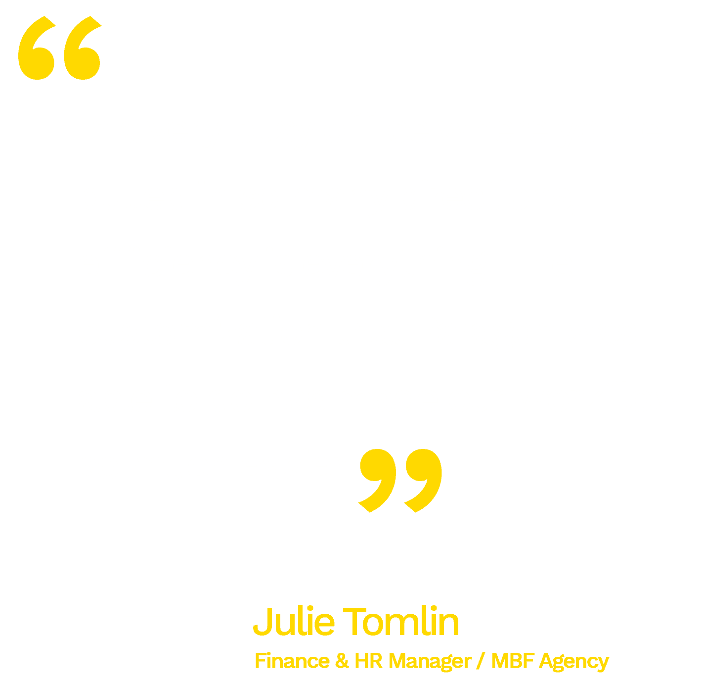 """In a very busy office where you're pulled in so many directions, efficiency is everything. The customization that Paragon was able to do has made our workflow so much easier."" - Julie Tomlin, MBF Agency"